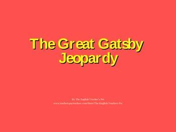 Essays on the great gatsby nick